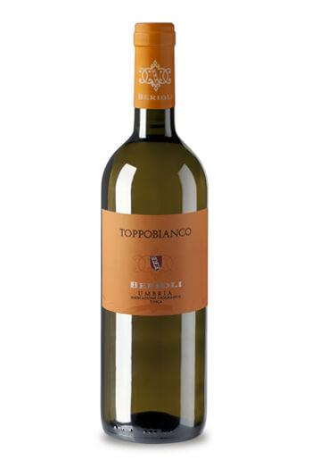 Toppobianco 2018 - Oekologisk hvidvin fra Berioli