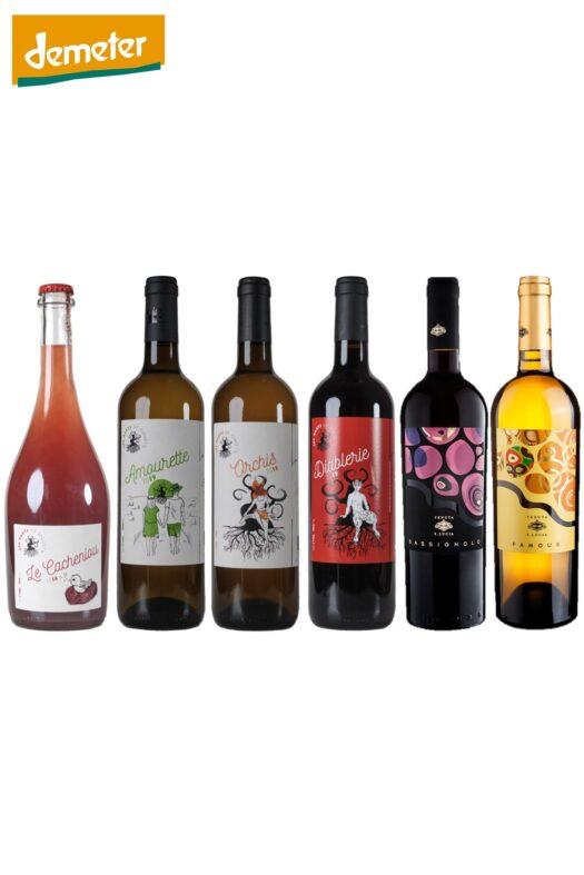 biodynamisk vin